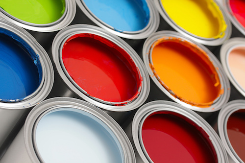 Calcium Carbonate Powder in Paints and surface-coatings